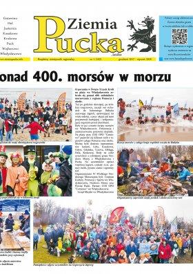 Ziemia Pucka.info - grudzień 2017 - styczeń 2018 strona 1
