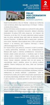 Festiwal dworów i pałaców - program 2019 strona 3