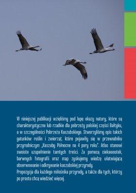 Naturalna Norda. Atlas przyrodniczy dla turysty strona 3