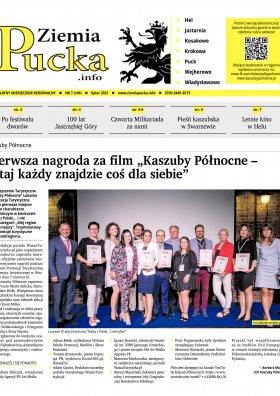 Ziemia Pucka.info - lipiec 2021 strona 1
