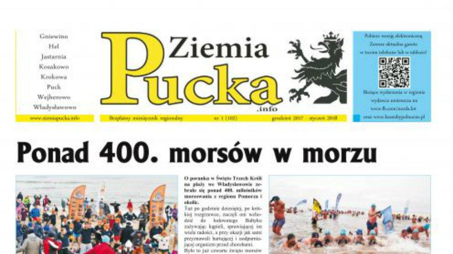 Ziemia Pucka.info – grudzień '17 i styczeń '18