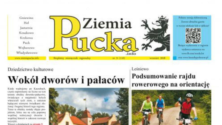 Ziemia Pucka.info - wrzesień 2018