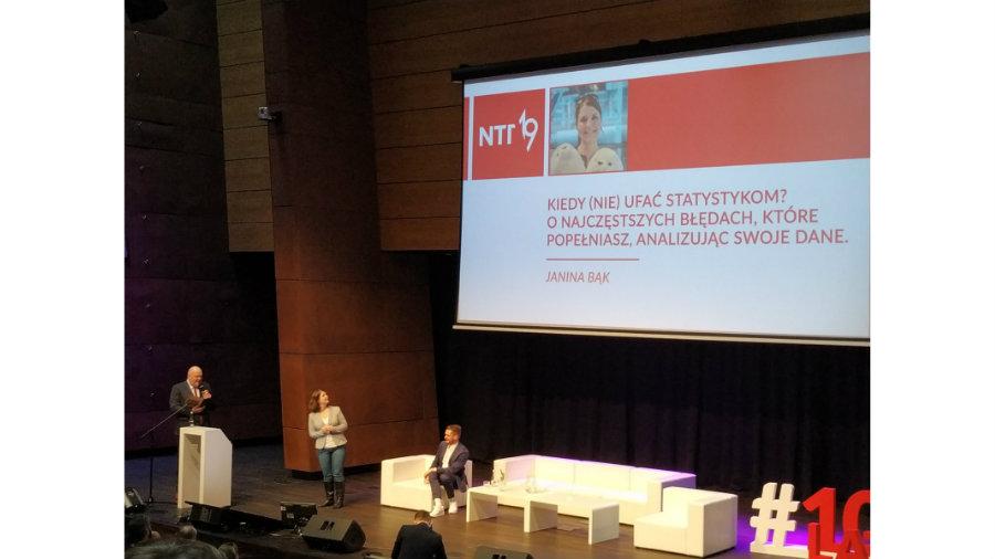 """Konferencja """"Nowe Trendy w Turystyce"""" i kolejny sukces naszego stowarzyszenia!"""
