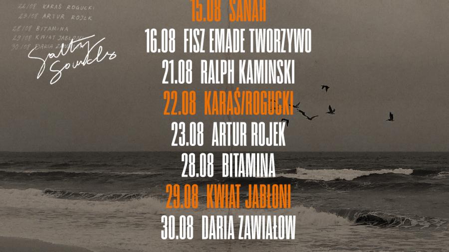 Salty Sounds – nowy cykl koncertów na Półwyspie Helskim!