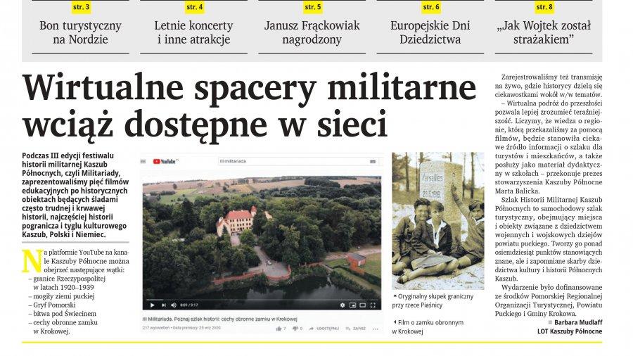 Ziemia Pucka.info - prasa regionalna