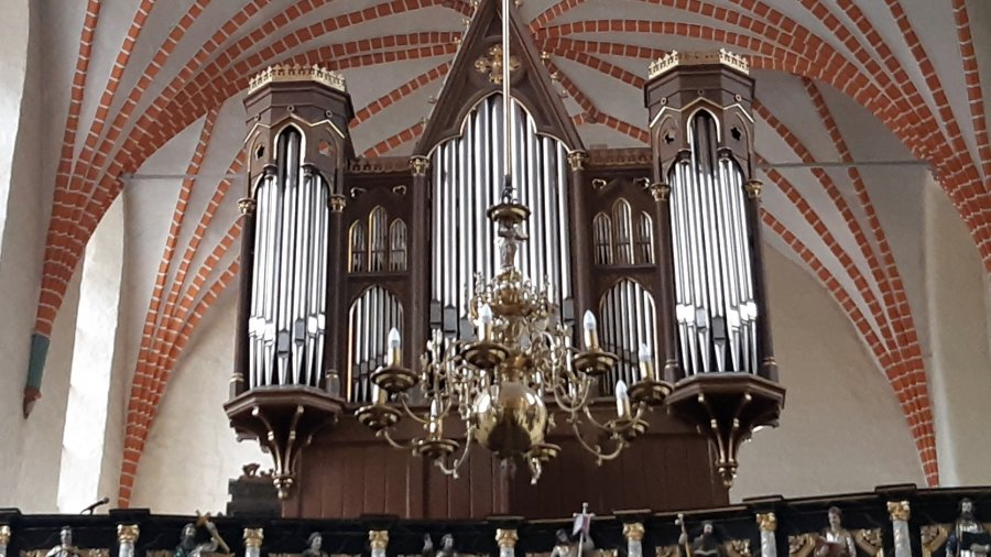Organy Żarnowiec
