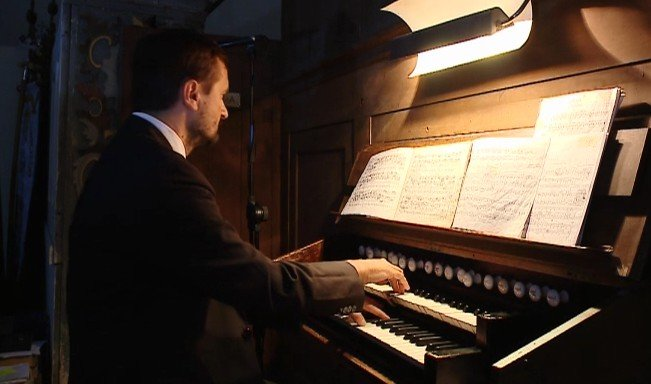 Koncerty organowe na Kaszubach Północnych