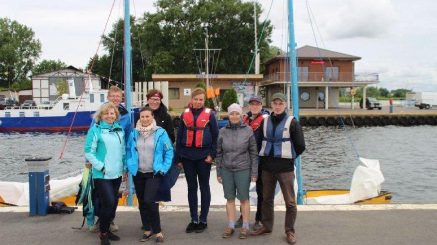 Spotkanie sekcji promocji w Harcerskim Ośrodku Morskim