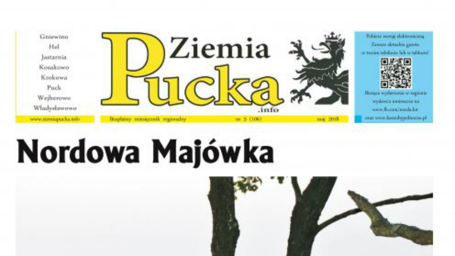 Ziemia Pucka.info - maj 2018