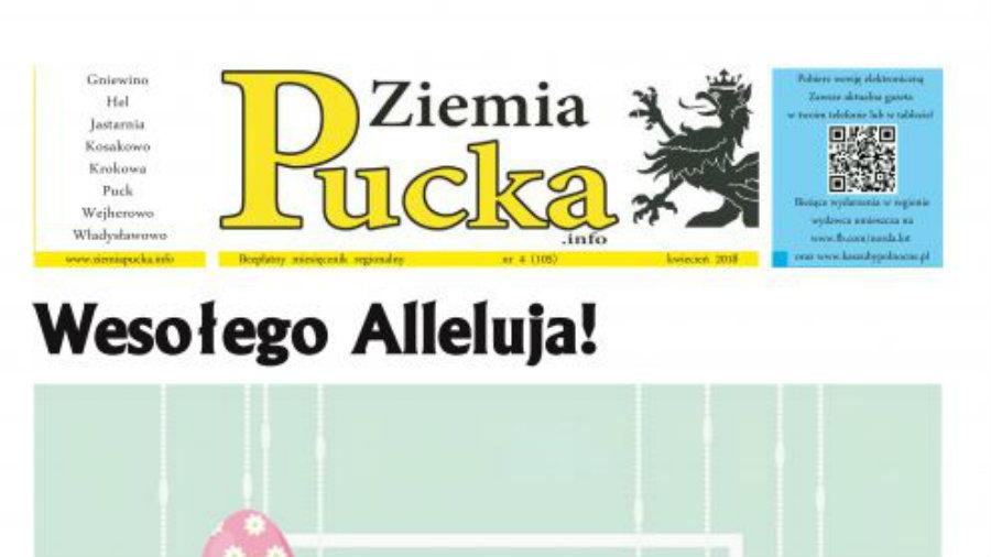 Ziemia Pucka.info - kwiecień 2018