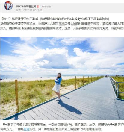 iKiWiWi- efekt chińskiej wizyty studyjnej